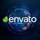 Cyber Earth Photo Promo - VideoHive Item for Sale