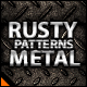 Rusty Metal Patterns - GraphicRiver Item for Sale