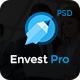Envest Pro - Business Multipurpose PSD Template - ThemeForest Item for Sale