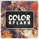Color Splash Backgrounds - GraphicRiver Item for Sale