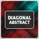 Diagonal Abstract Backgrounds - GraphicRiver Item for Sale
