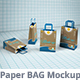Paper Bag Mockup - Shopping Bag - GraphicRiver Item for Sale