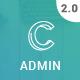 Clear - VueJS + Laravel Admin Template - ThemeForest Item for Sale