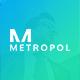 Metropol - Business & Finance WordPress Theme - ThemeForest Item for Sale