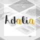 Adalia - Multi & One Pages Modern PSD Template - ThemeForest Item for Sale