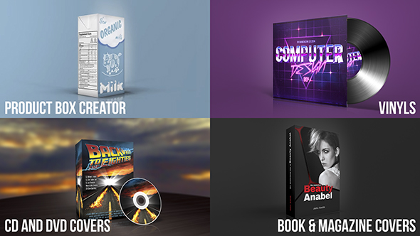 Product Box Creator