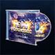 Retro City CD Cover Artwork - GraphicRiver Item for Sale