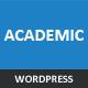 Academic - Modern Education WordPress Theme - ThemeForest Item for Sale