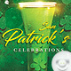 Flyer San Patrick's Celebration - GraphicRiver Item for Sale