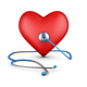 Stethoscope and Heart - GraphicRiver Item for Sale