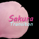 Cherry Blossom Sakura Transition - VideoHive Item for Sale