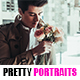 25 Pretty Portraits Lightroom Presets - GraphicRiver Item for Sale