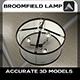 Broomfield Lamp by Ralph Lauren - 3DOcean Item for Sale