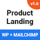 One - WordPress Product Landing Page - ThemeForest Item for Sale