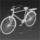 sepeda onthel (high detailed) - 3DOcean Item for Sale