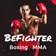 BeFighter - Boxing Event / Mixed Martial Arts / Fight Club Responsive Muse Template - ThemeForest Item for Sale