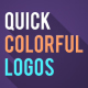 Quick Colorful Logos - VideoHive Item for Sale