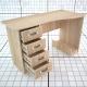 Desk Irin - 3DOcean Item for Sale