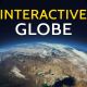 3D Interactive Earth Globe - VideoHive Item for Sale