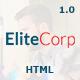 EliteCorp Multipurpose HTML5 Template - ThemeForest Item for Sale