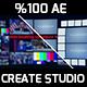 TV Studio Background - VideoHive Item for Sale