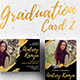 Graduation Card 2 - GraphicRiver Item for Sale