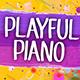 Playful Piano - AudioJungle Item for Sale