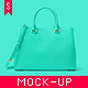 Leather Satchel Bag Mock-up vol.2 - GraphicRiver Item for Sale