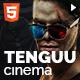 Tenguu Cinema - Movie theatre HTML Template - ThemeForest Item for Sale