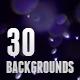 30 Dust Particles Backgrounds / Textures - GraphicRiver Item for Sale