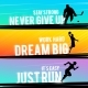 Motivational Banners - GraphicRiver Item for Sale