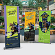 Betting Roll-Up Banner - GraphicRiver Item for Sale