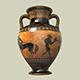 Pottery Ancient Greek v2 - 3DOcean Item for Sale