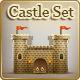 Castle Set - GraphicRiver Item for Sale