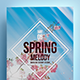 SPRING MELODY FLYER - GraphicRiver Item for Sale