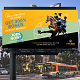 Betting Billboard Banner - GraphicRiver Item for Sale