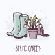 Spring Garden - GraphicRiver Item for Sale