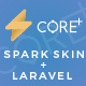 Core Plus - Laravel Spark Skin - CodeCanyon Item for Sale
