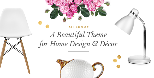 All4Home - Home Decoration Theme
