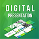 DIGITAL - Powerpoint Business Presentation - GraphicRiver Item for Sale