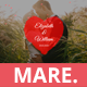 Mare - Lovely & Elegant Wedding Invitation Landing Page - ThemeForest Item for Sale