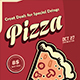 Pizza Flyer Template - GraphicRiver Item for Sale
