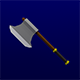 Lowpoly Axe - 3DOcean Item for Sale