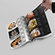 Restaurant Menu & Business Card - GraphicRiver Item for Sale