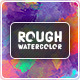 Rough Watercolor Backgrounds - GraphicRiver Item for Sale