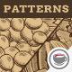 Fruits & Vegetables Vintage Seamless Patterns - GraphicRiver Item for Sale