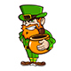 Leprechaun Character - GraphicRiver Item for Sale