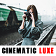 20 Cinematic Luxe Hollywood Lightroom Presets - GraphicRiver Item for Sale