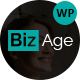 BizAge - Creative Onepage Parallax WordPress Theme - ThemeForest Item for Sale