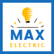 Max Electric - Responsive HTML Template - ThemeForest Item for Sale